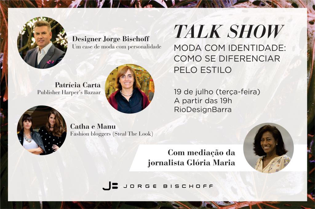 Convite---talk-show