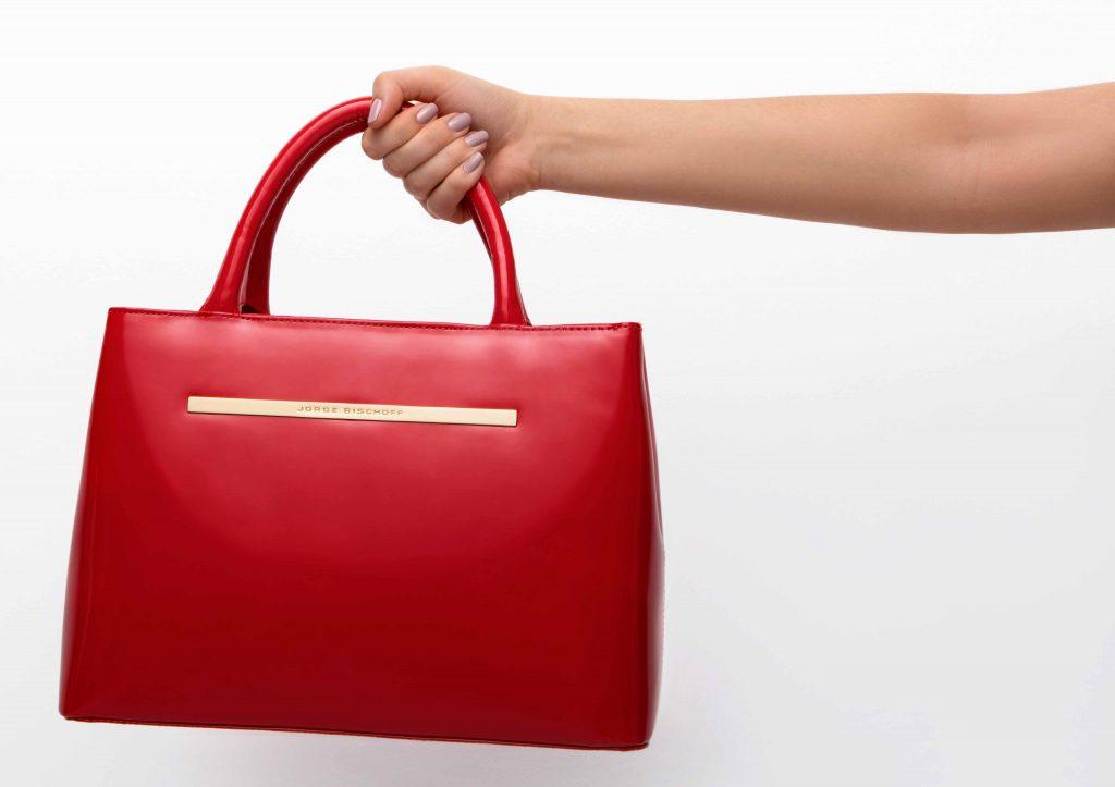 Bolsa vermelha JBLF01837A05