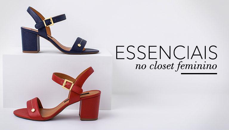 Sapatos femininos clássicos e para todos os momentos.