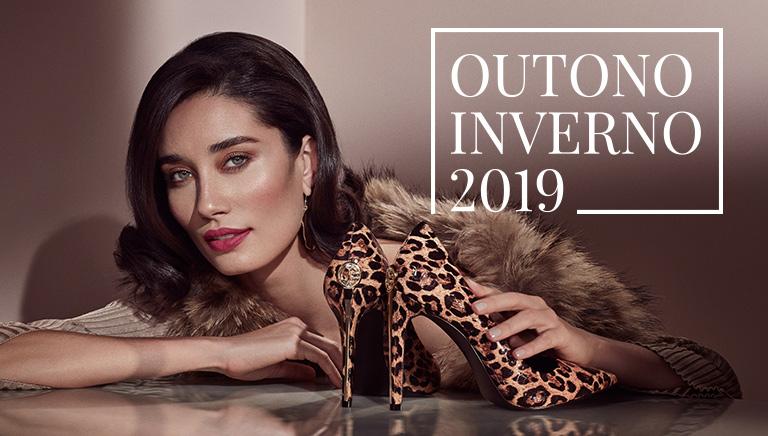 Coleção Powerful Outono-Inverno 2019