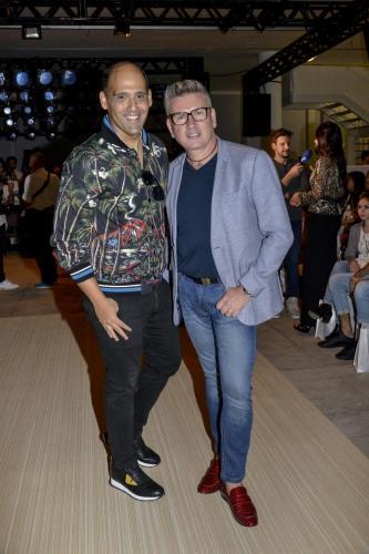 Fabio Bernardo e o designer